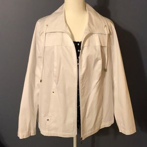 Studio Works white jacket